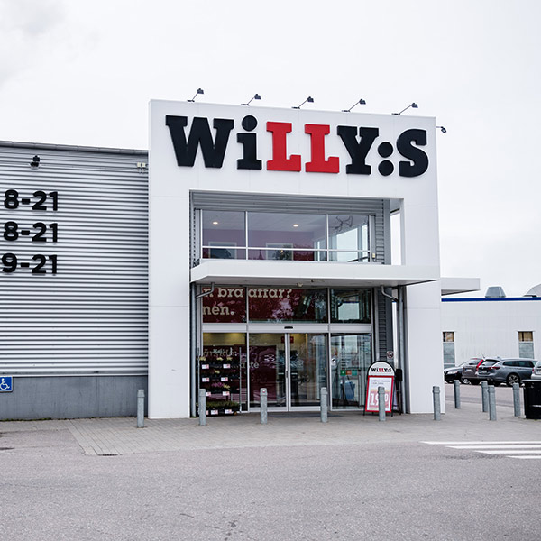 willys mobilia malmö öppettider