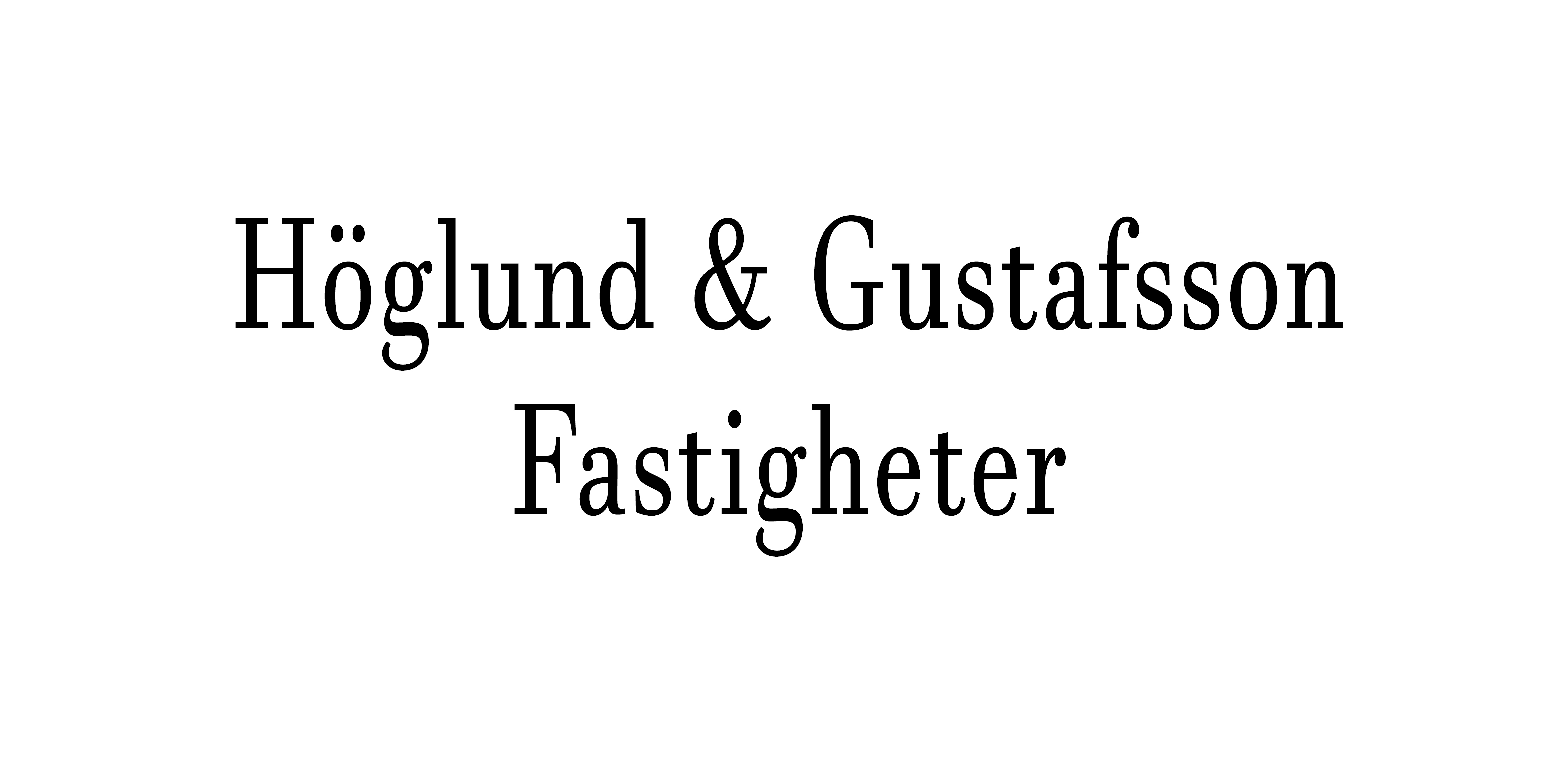 Höglund & Gustafsson