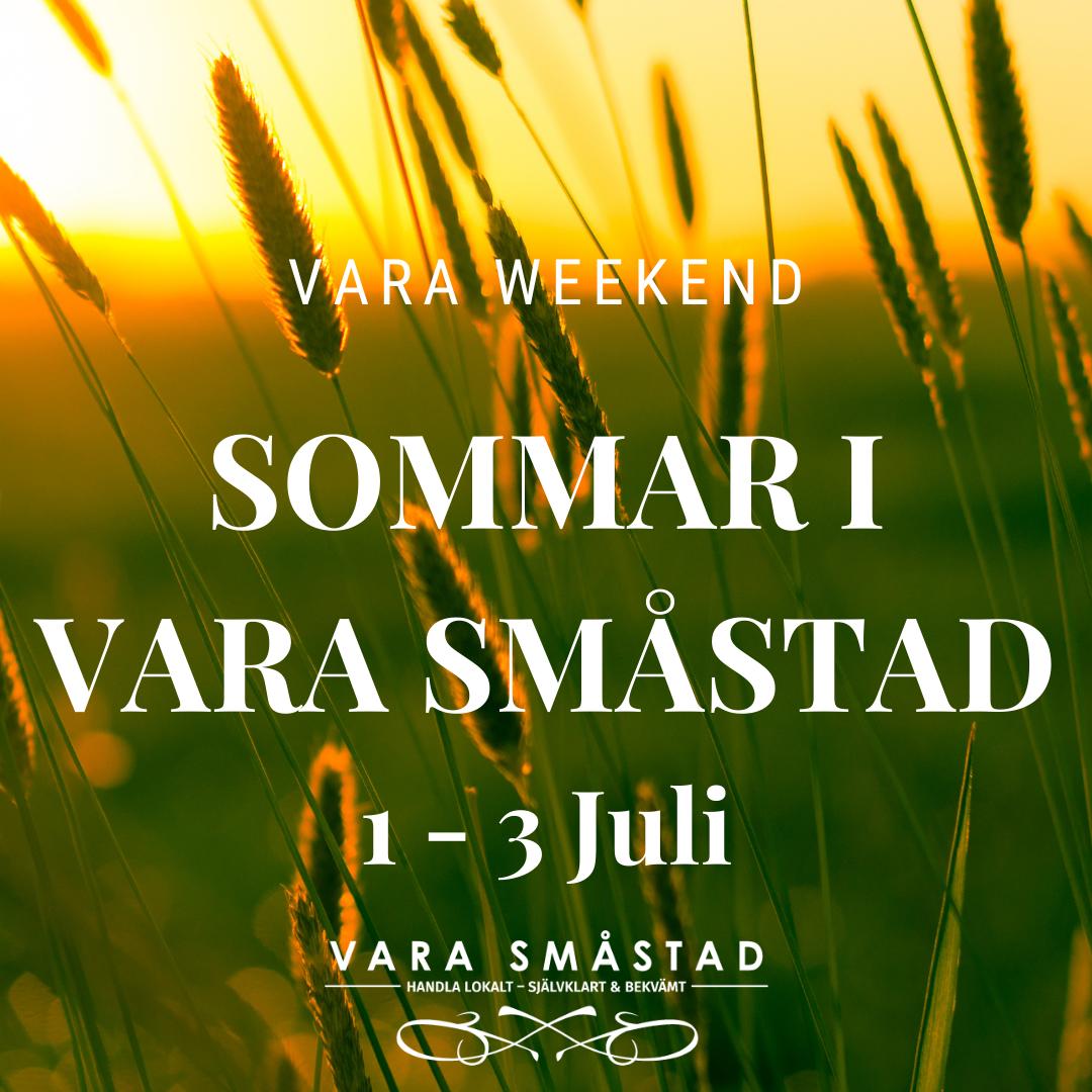 Sommar i Vara Småstad